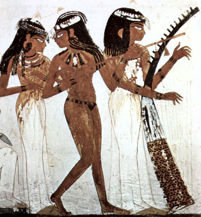 מוזיקאיות ממצריים