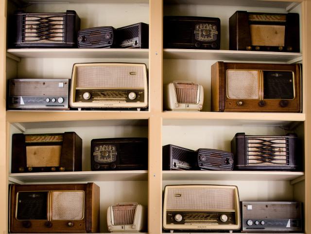 רדיואים ישנים